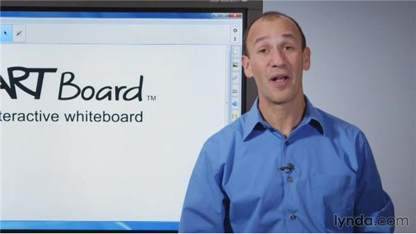 Getting the most out of this course: SMART Board Essential Training