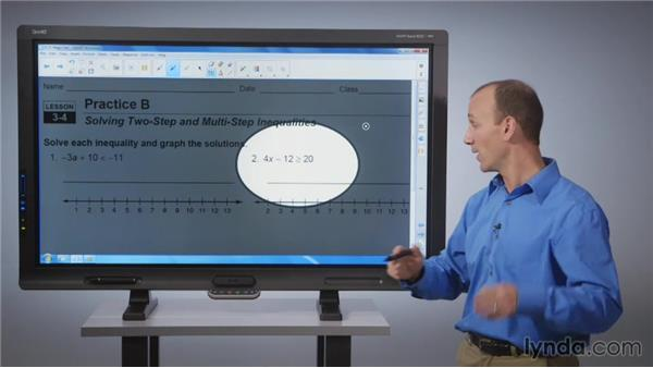 Using the Magic Pen: SMART Board Essential Training