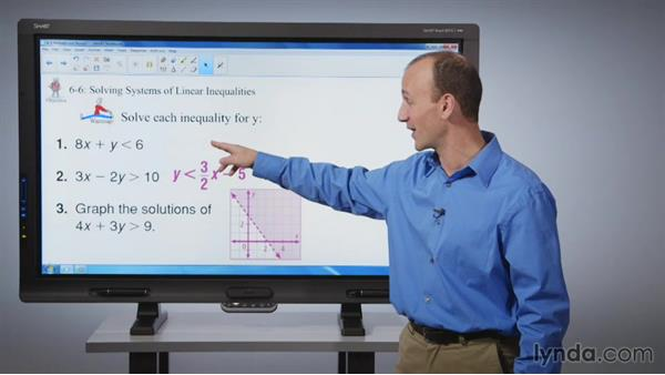 Reveals: Object animations: SMART Board Essential Training