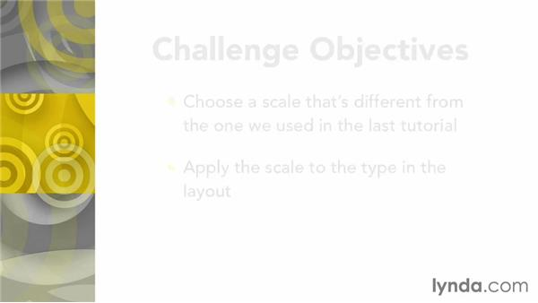 Using challenges: Responsive Typography Techniques