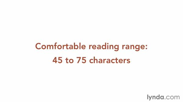 Maintaining line lengths for comfortable reading across screen sizes: Responsive Typography Techniques