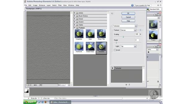 Neutral Filter Layer: Photoshop Elements 3 Essential Training