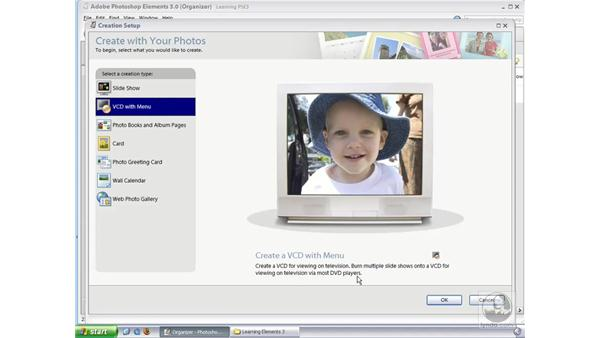 Video CDs (Win): Photoshop Elements 3 Essential Training