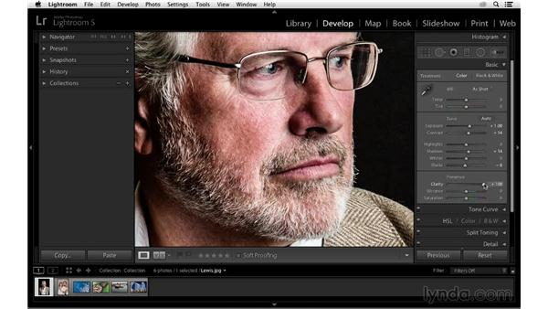 Lighroom sharpening workflow first steps: Photoshop CC for Photographers: Sharpening