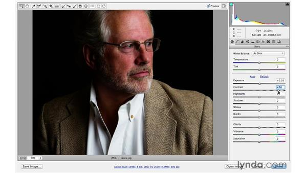Camera Raw sharpening workflow: First steps: Photoshop CC for Photographers: Sharpening