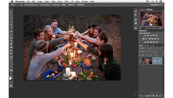 Photoshop sharpening for web, mobile, and displays: Photoshop CC for Photographers: Sharpening