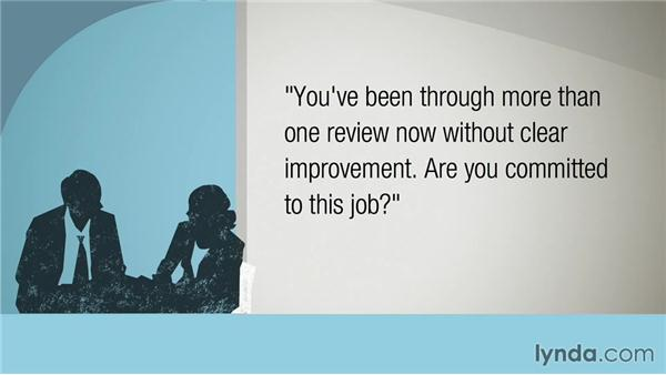 Letting employees go: Performance Review Fundamentals