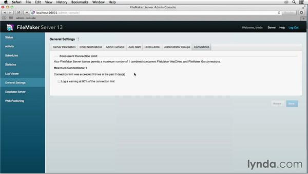 Configuring your server for WebDirect: FileMaker 13 New Features