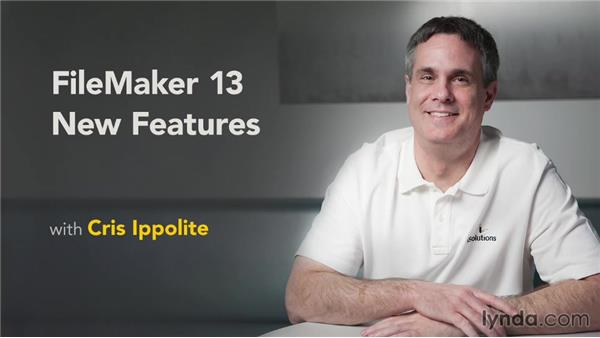 Goodbye: FileMaker 13 New Features