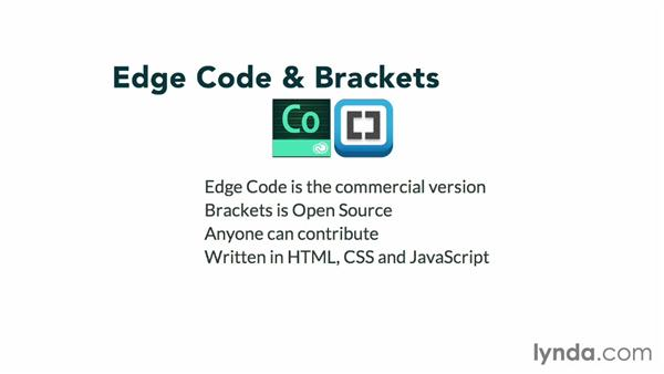 Introducing Edge Code and Adobe Brackets: Adobe Edge Code and Brackets: First Look