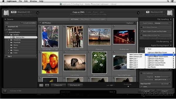 Maximizing quality during import: Noise Reduction and Sharpening in Lightroom and Photoshop