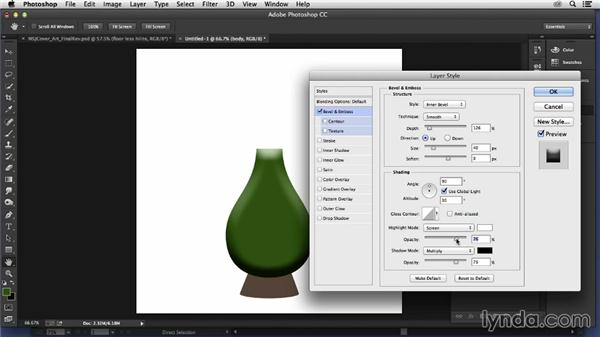 Magazine cover: Creating a lamp: Pixel Playground