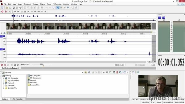 Introducing the programs and exploring their strengths: Sony Vegas Production Workflow