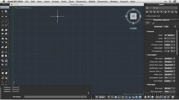 File-type basics: Up and Running with AutoCAD for Mac
