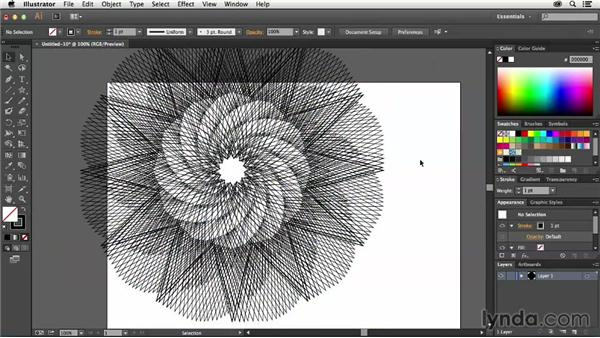 How to draw awesome shapes with the tilde key: Creative Quick Tips
