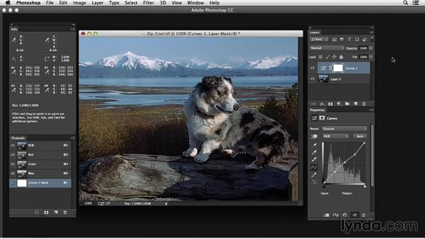 Choosing nondestructive editing tools: Photoshop Color Correction: Advanced
