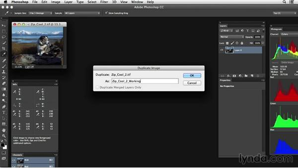 Best practices and keyboard shortcuts: Photoshop Color Correction: Advanced