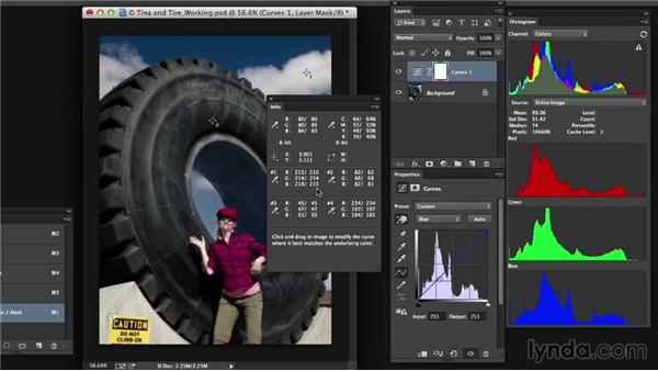 Solution: Color cast identification and correction: Photoshop Color Correction: Advanced