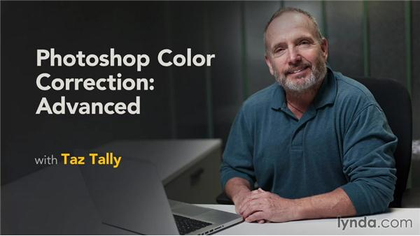 Next steps: Photoshop Color Correction: Advanced