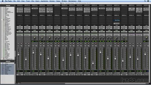 Mixing in Pro Tools 11: What's new: Pro Tools Mixing and Mastering