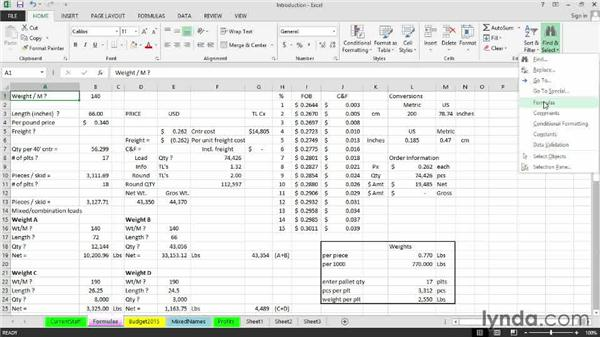 Identifying applicable situations for using macros: Excel 2013: Macros in Depth