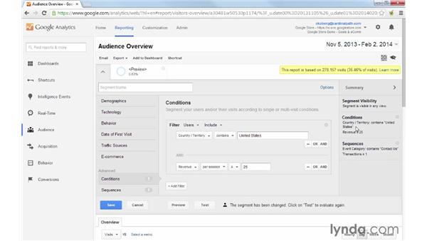 Advanced Topic: Sequenced Segments: Google Analytics Tips