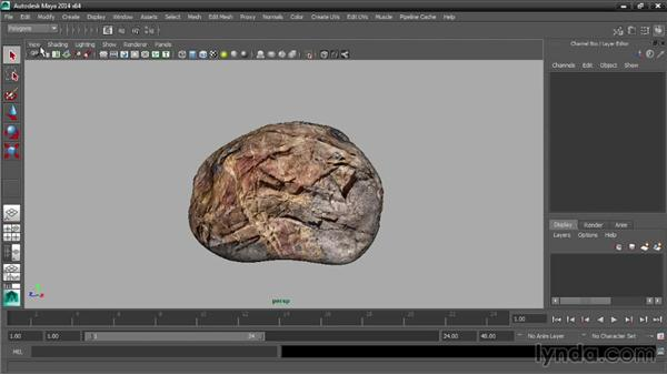 Moving, merging, and archiving projects: Maya Tips and Tricks
