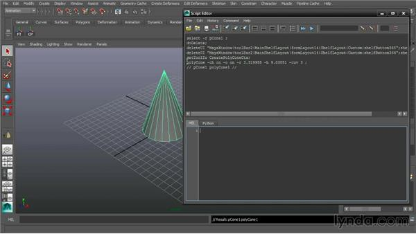 Adding MEL commands to a shelf: Maya Tips and Tricks