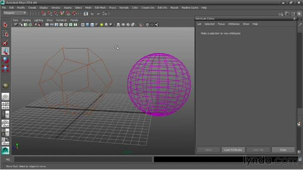 Controlling object display with drawing overrides: Maya Tips and Tricks