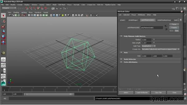 Creating node presets in the Attribute Editor: Maya Tips and Tricks