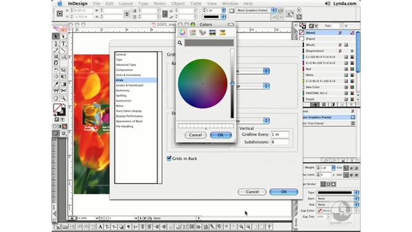 Basic Preferences: InDesign CS2 Essential Training