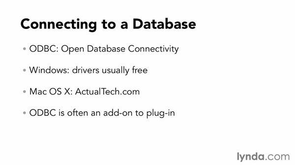 Automated database publishing: InDesign Insider Training: Data Merge and Database Publishing
