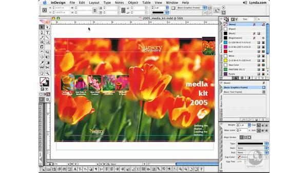 Display Screen: InDesign CS2 Essential Training