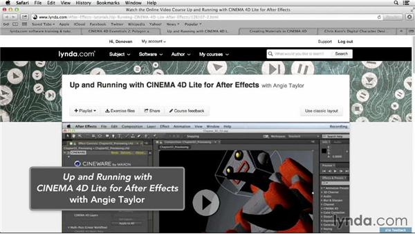 Next steps: Primitive and Spline Modeling in CINEMA 4D