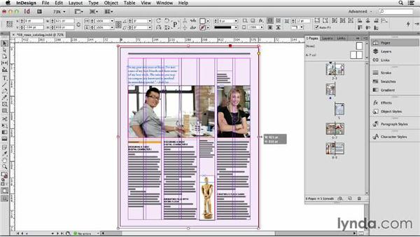 128 Turning off allow pages to shuffle in order to separate facing pages: InDesign Secrets