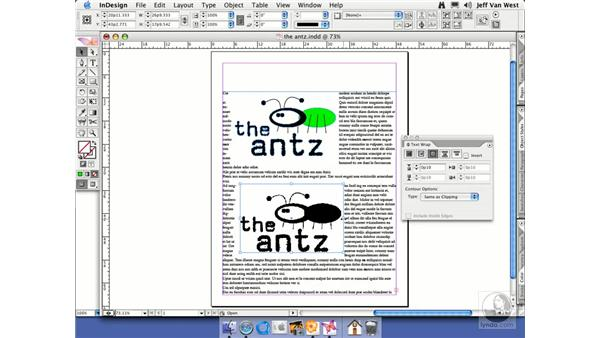 InDesign CS2: Illustrator CS2 Essential Training