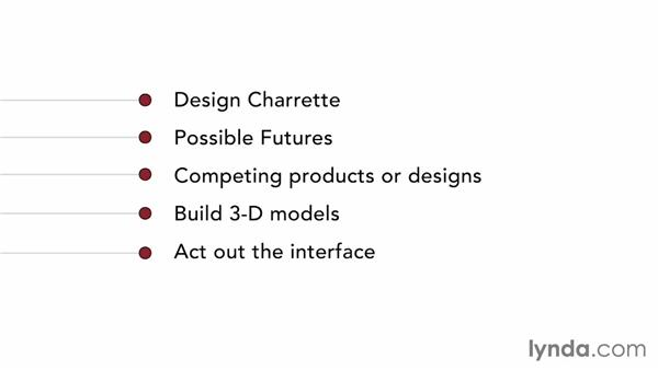 Getting creative ensures you don't miss a great idea: UX Design Techniques: Ideation