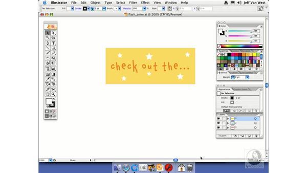 Flash: Illustrator CS2 Essential Training