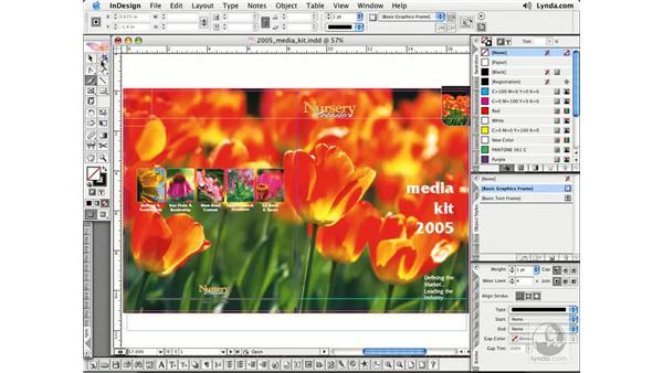 Tools Palette: InDesign CS2 Essential Training