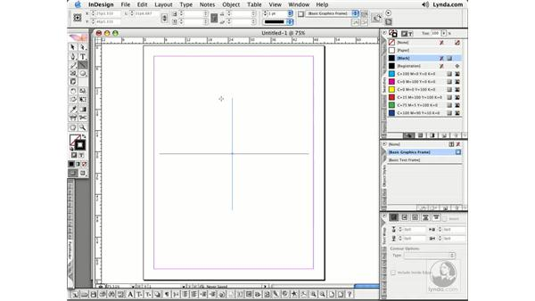 Line Tool: InDesign CS2 Essential Training