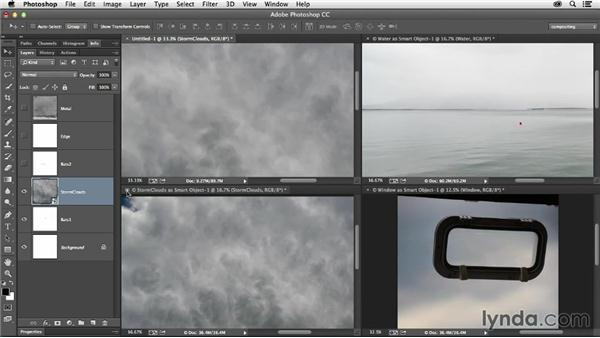 Gathering the source images: The Art of Photoshop Compositing