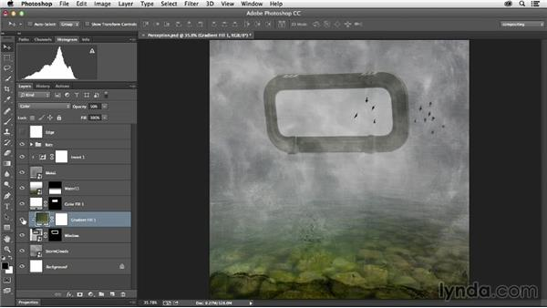 Unifying color and tone: The Art of Photoshop Compositing