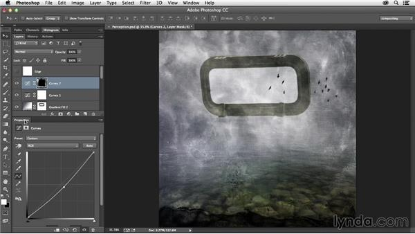 Adding edges: The Art of Photoshop Compositing