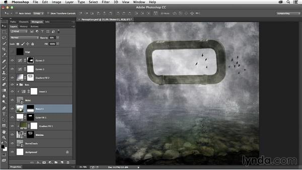 Saving files: The Art of Photoshop Compositing