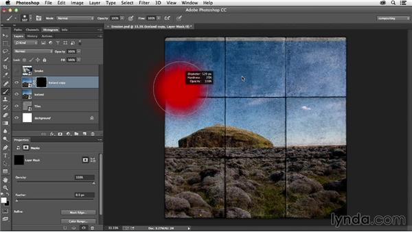 One image, multiple looks: The Art of Photoshop Compositing