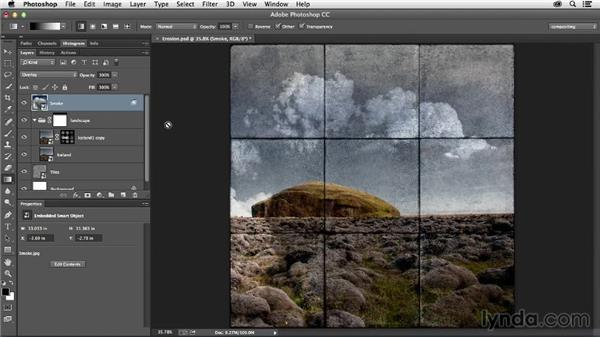 Advanced blending: The Art of Photoshop Compositing