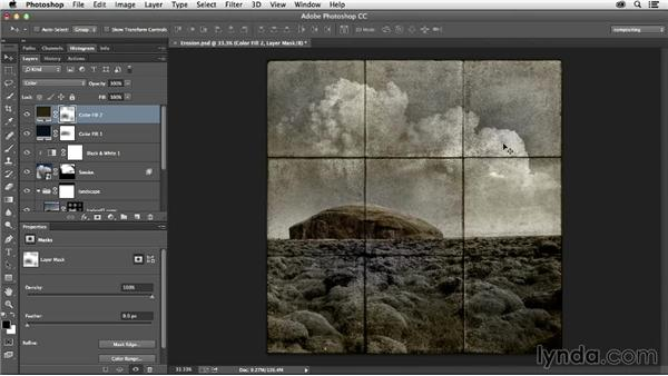 Refining color and tone: The Art of Photoshop Compositing