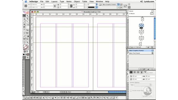 Targeting and Selecting Pages: InDesign CS2 Essential Training
