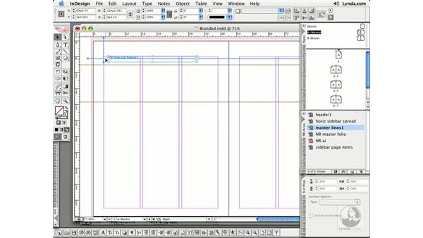 Library and Snippets: InDesign CS2 Essential Training