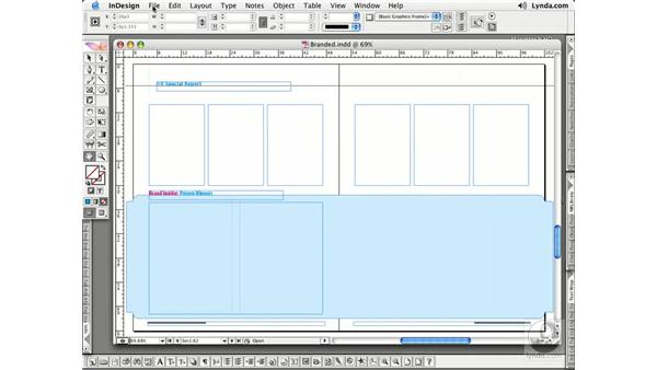 Saving Backwards: InDesign CS2 Essential Training